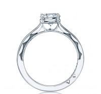 Tacori Sculpted Crescent 48RD Engagement Ring