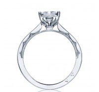 Tacori Sculpted Crescent 50PR Engagement Ring