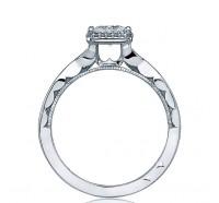 Tacori Sculpted Crescent 52PR Engagement Ring