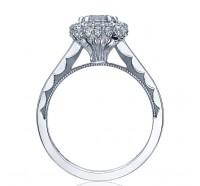 Tacori Full Bloom 552CU Engagement Ring