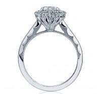 Tacori Full Bloom 552RD Engagement Ring