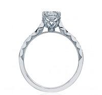 Tacori Sculpted Crescent 572OV Engagement Ring