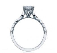 Tacori Sculpted Crescent 572PR Engagement Ring