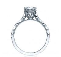 Tacori Sculpted Crescent 572RD Engagement Ring
