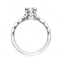 Tacori Sculpted Crescent 582PR Engagement Ring