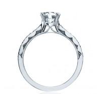 Tacori Sculpted Crescent 582 Engagement Ring