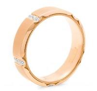 Tacori  656R2S Mens Wedding Ring