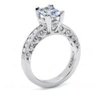 Tacori Classic Crescent HT2273SOL12 Engagement Ring