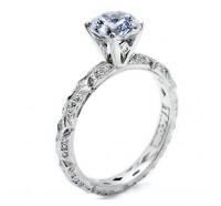 Tacori Classic Crescent HT2378RD Engagement Ring