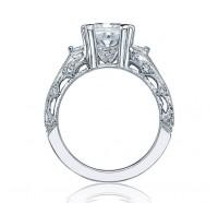 Tacori Reverse Crescent HT2509PR Engagement Ring