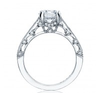 Tacori Reverse Crescent HT2510RD Engagement Ring