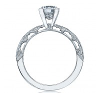 Tacori Reverse Crescent HT2511ARD Engagement Ring