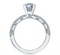 Tacori Reverse Crescent HT2511ARD Engagement Ring
