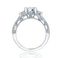 Tacori Reverse Crescent HT2512RD Engagement Ring