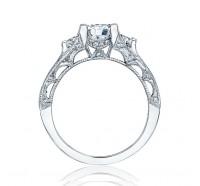 Tacori Reverse Crescent HT2512RD Engagement Ring