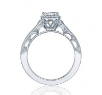 Tacori Reverse Crescent HT2515RD Engagement Ring