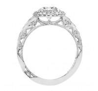Tacori Blooming Beauties HT2516CU Engagement Ring
