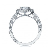Tacori Blooming Beauties HT2518RD Engagement Ring
