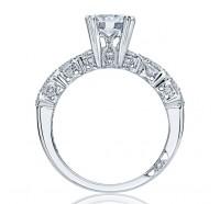 Tacori Classic Crescent HT2519A Engagement Ring