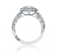 Tacori Blooming Beauties HT2520CU Engagement Ring