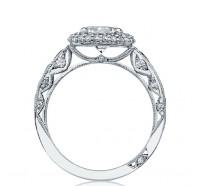 Tacori Blooming Beauties HT2521CU Engagement Ring
