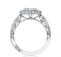 Tacori Blooming Beauties HT2521RD Engagement Ring