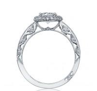 Tacori Blooming Beauties HT2523OV Engagement Ring