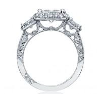Tacori Blooming Beauties HT2526PR Engagement Ring