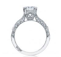 Tacori Ribbon HT2528CU Engagement Ring