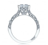 Tacori Ribbon HT2528PR Engagement Ring