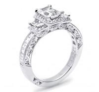 Tacori Classic Crescent HT2535EC Engagement Ring