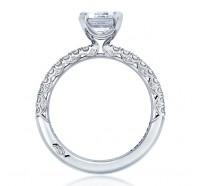 Tacori Petite Crescent HT2545EC Engagement Ring