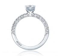 Tacori Petite Crescent HT2545OV Engagement Ring