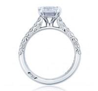 Tacori Petite Crescent HT254625EC Engagement Ring