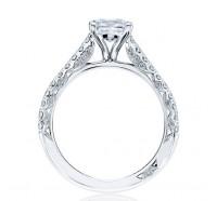 Tacori Petite Crescent HT2546PR Engagement Ring