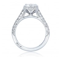 Tacori Petite Crescent HT2547EC Engagement Ring
