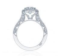 Tacori Classic Crescent HT2550CU Engagement Ring
