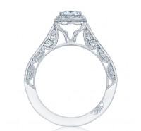 Tacori Classic Crescent HT2550EC Engagement Ring