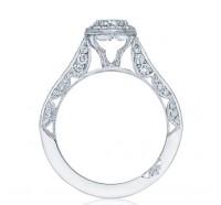 Tacori Classic Crescent HT2550OV Engagement Ring