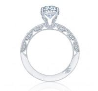Tacori Classic Crescent HT2553OV Engagement Ring