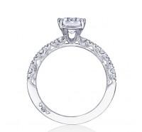 Tacori Petite Crescent HT2559EC Engagement Ring