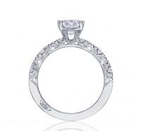 Tacori Petite Crescent HT2559OV Engagement Ring