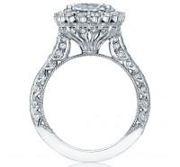 Tacori RoyalT HT2605RD Engagement Ring