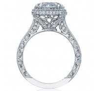 Tacori RoyalT HT2607RD Engagement Ring