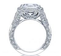 Tacori RoyalT HT2610EC Engagement Ring