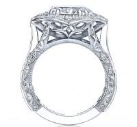 Tacori RoyalT HT2611OV Engagement Ring