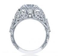 Tacori RoyalT  HT2612RD Engagement Ring