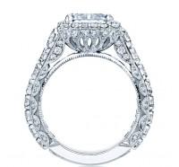 Tacori RoyalT  HT2613EC Engagement Ring