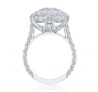 Tacori RoyalT HT2614PR Engagement Ring