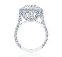 Tacori RoyalT  HT2614RD Engagement Ring